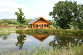 Luxury Lodges in Wales, Powys