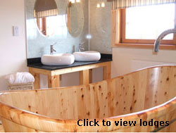 log cabin holidays for 2